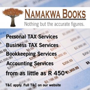 accounting company cape town, accountant, namaqua books